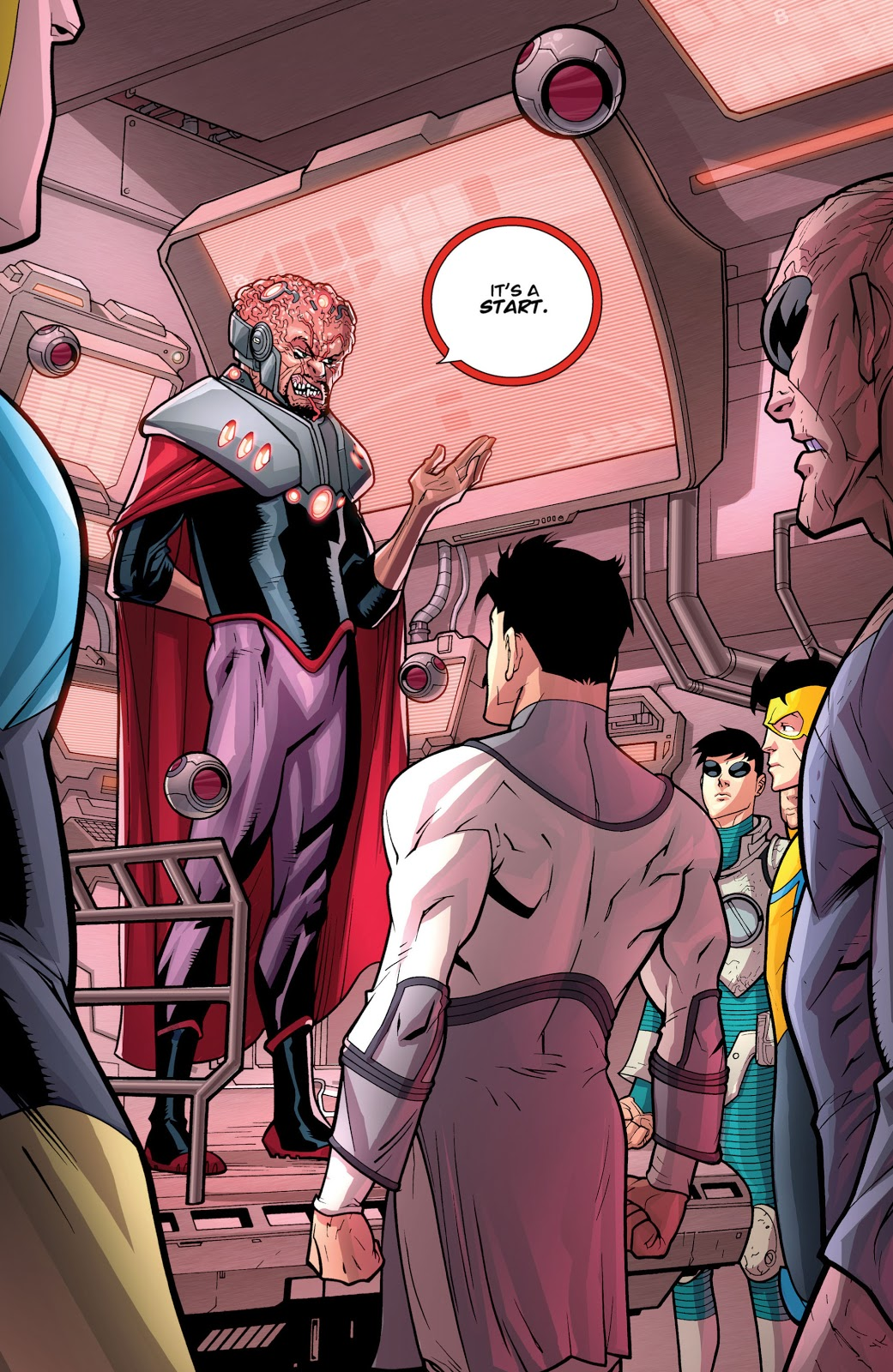 Angstrom Levy (Invincible #58)