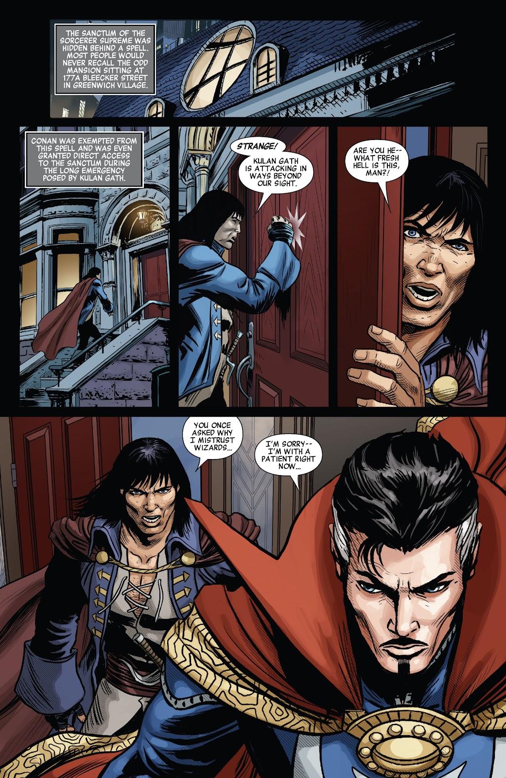 Shuma-Gorath (Savage Avengers #22)