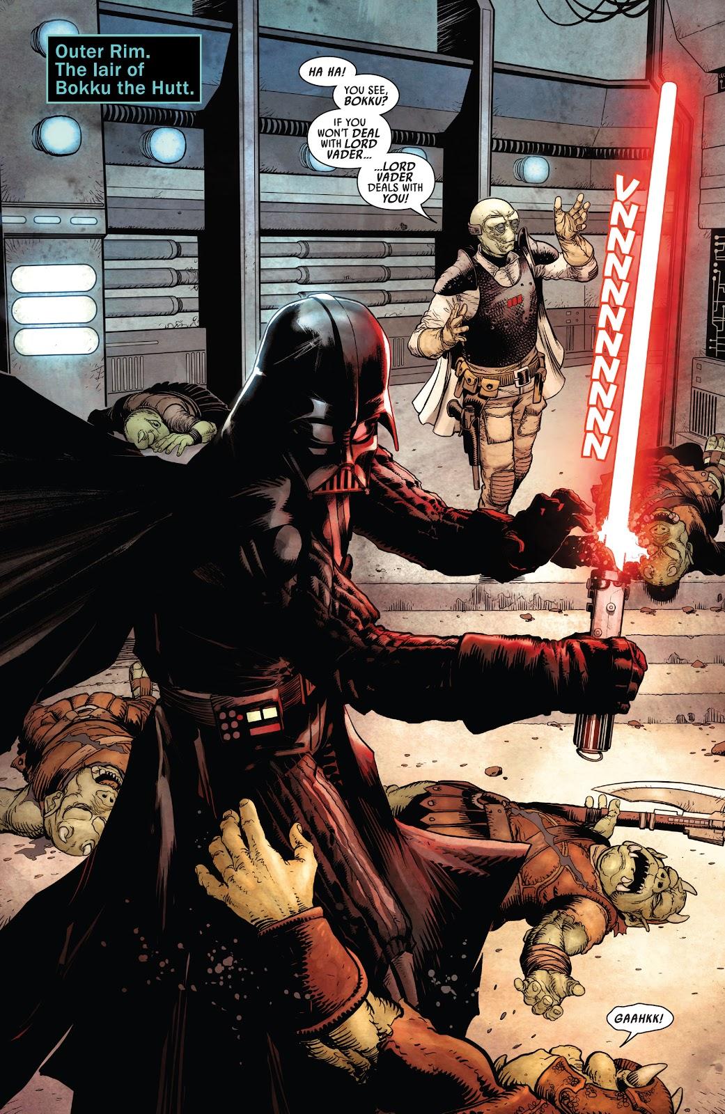 Star Wars: Darth Vader Vol. 1 #13