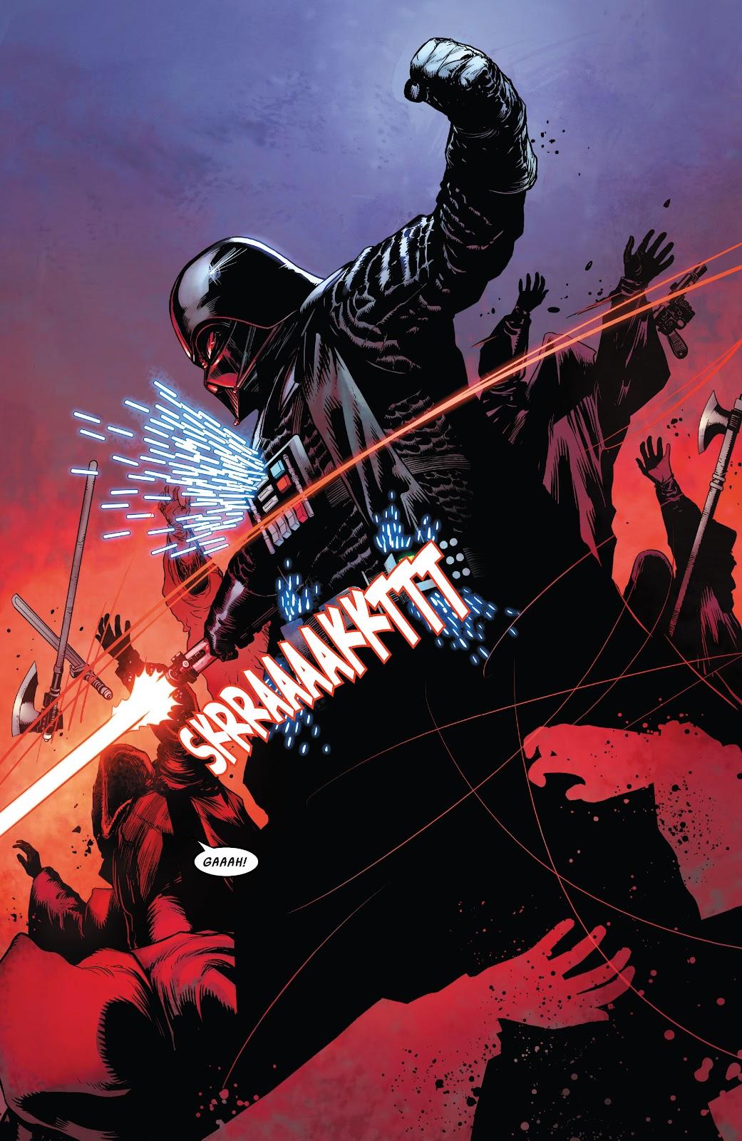 Star Wars: Darth Vader Vol. 1 #14