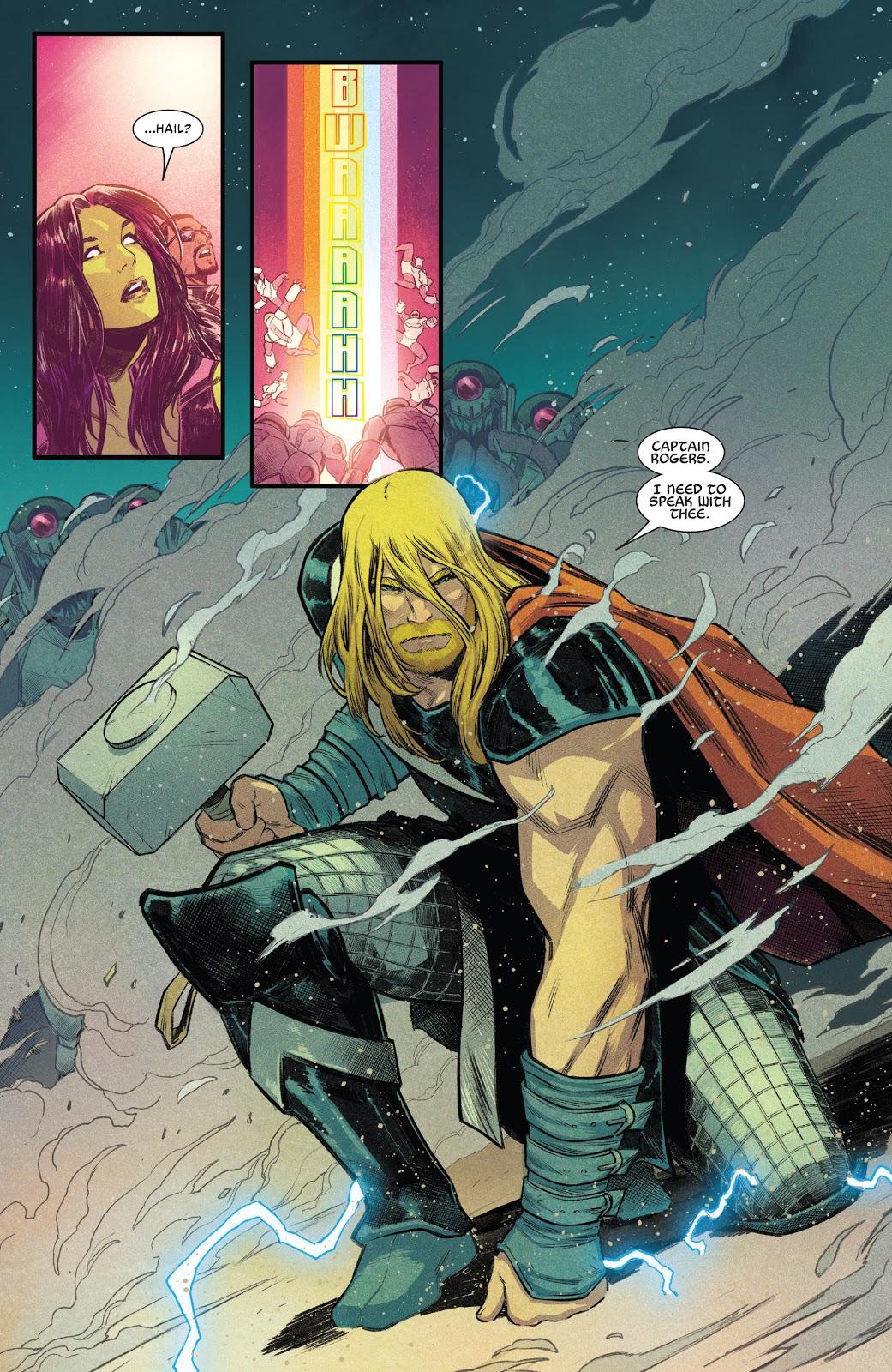 The Avengers (Thor Vol. 6 #15)