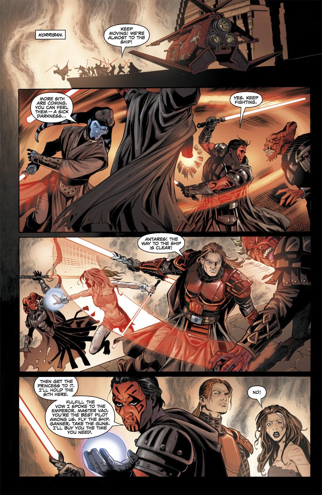 Antares Draco VS The One Sith