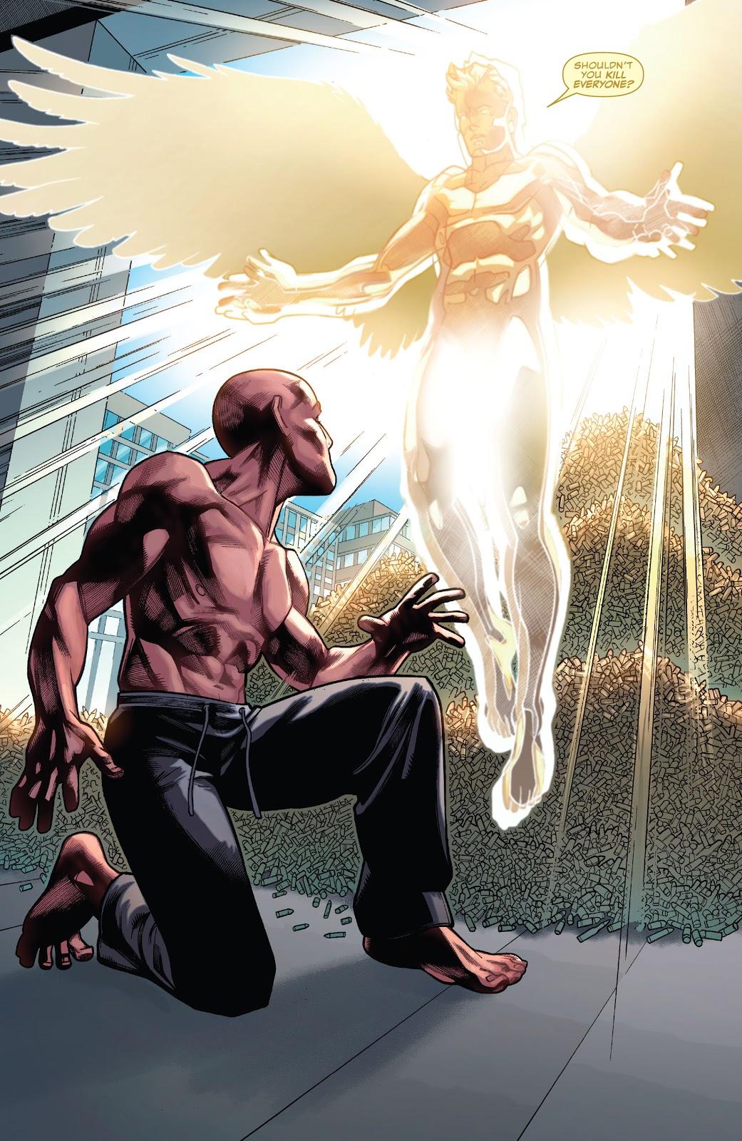 Bullseye (Daredevil Vol. 6 #31)