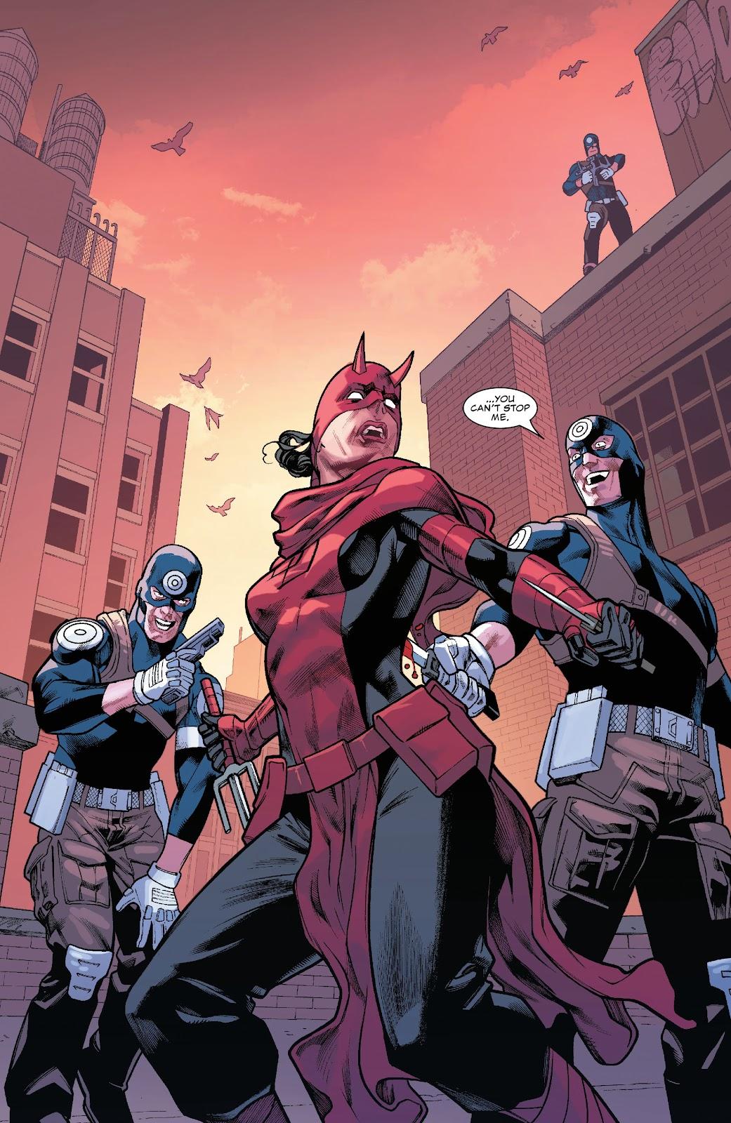 Bullseye (Daredevil Vol. 6 #32)