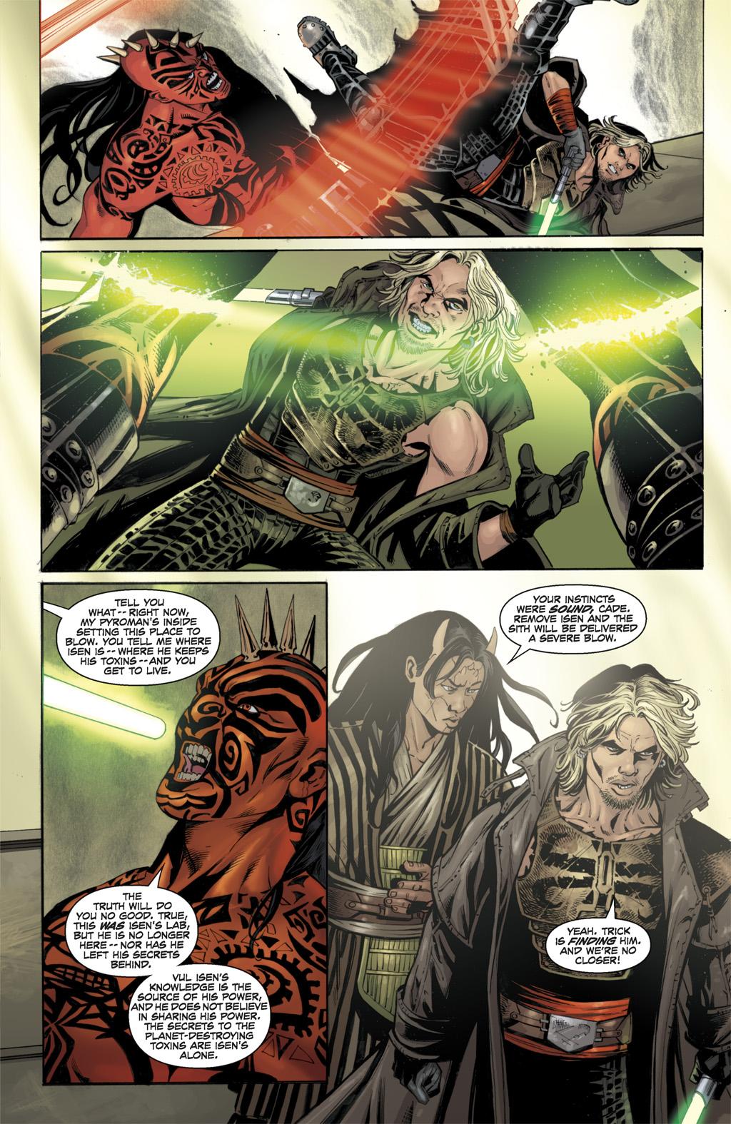 Cade Skywalker Shows No Mercy To A Sith