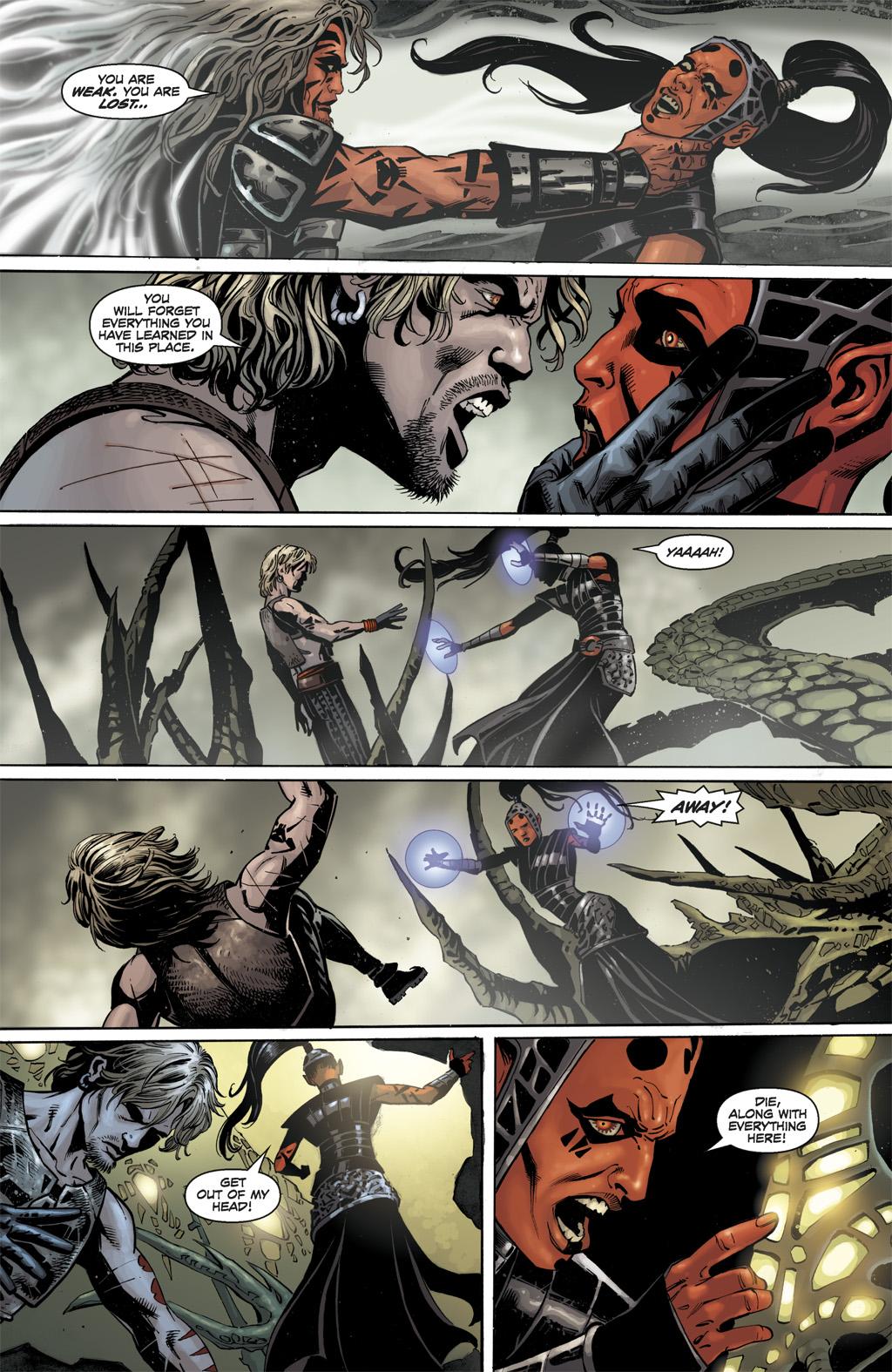 Cade Skywalker VS Darth Maladi