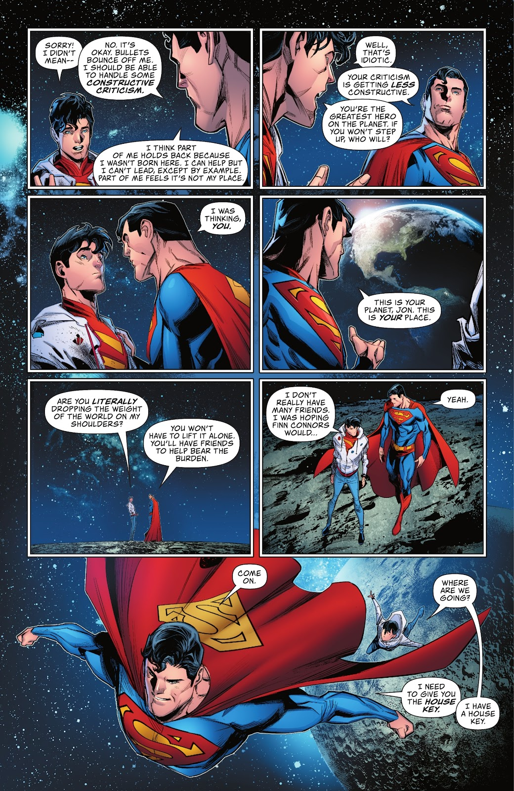 Why Superman Did Not Do More For The World