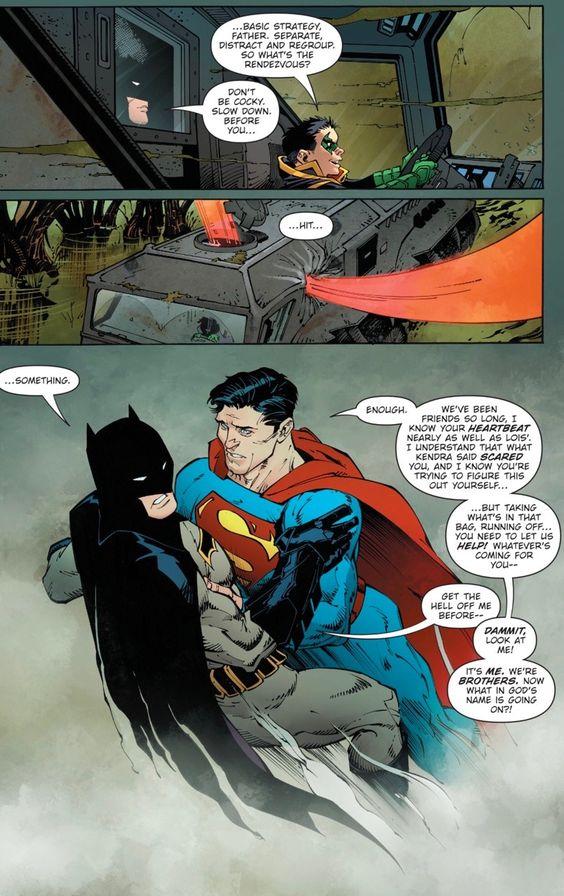batman heartbeat