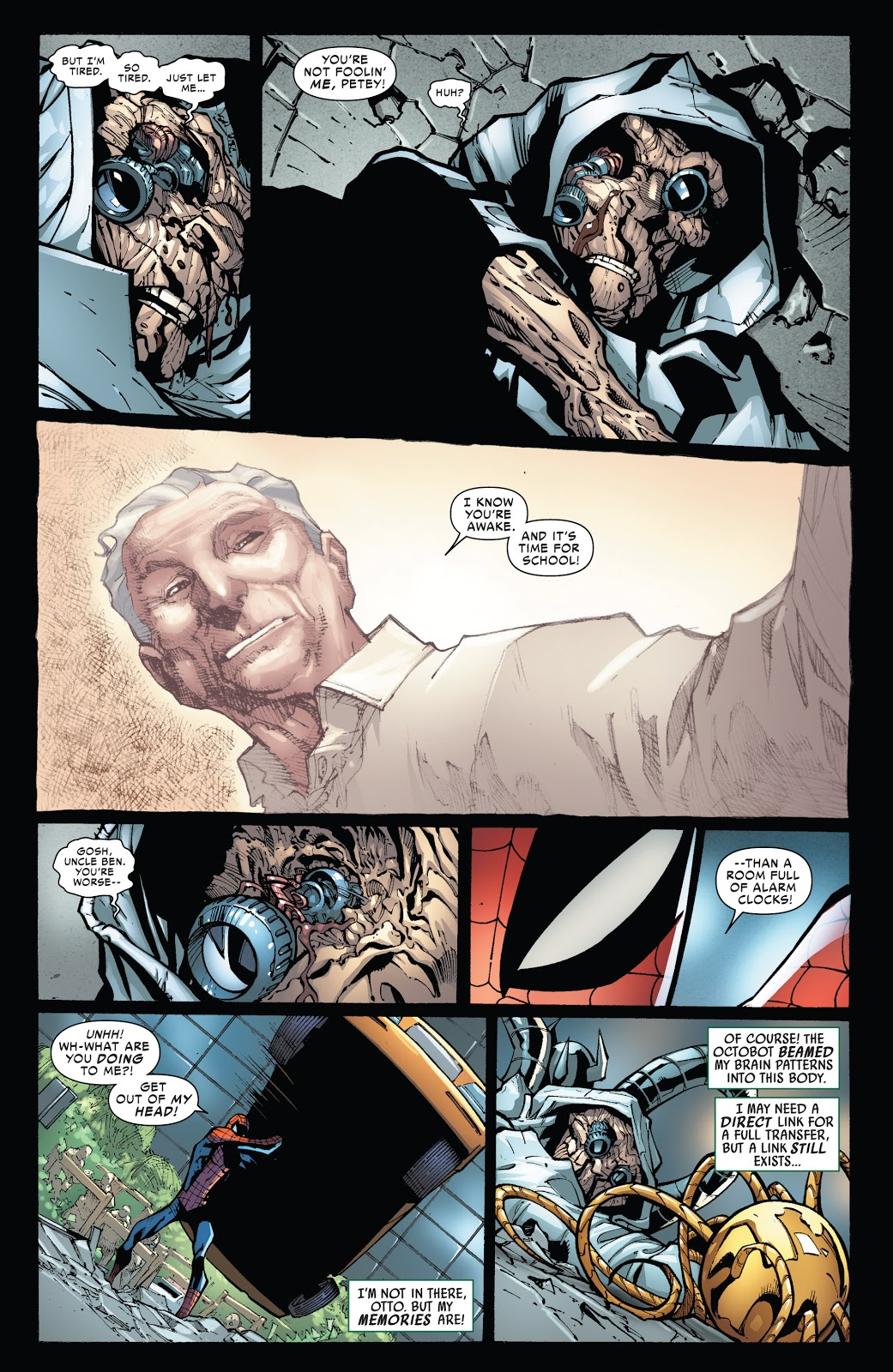 How Doctor Octopus Became The Superior Spider-Man