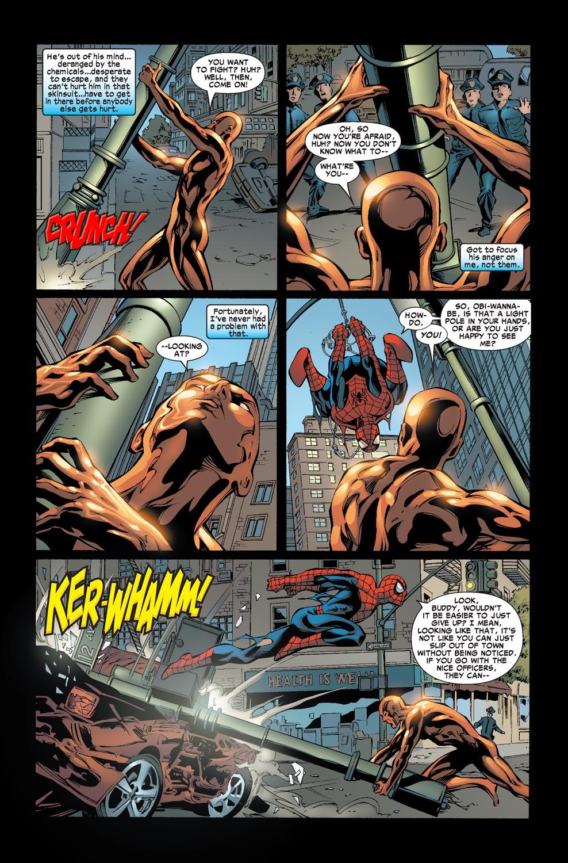 How Spider-Man Beat A Man Encased In Vibranium