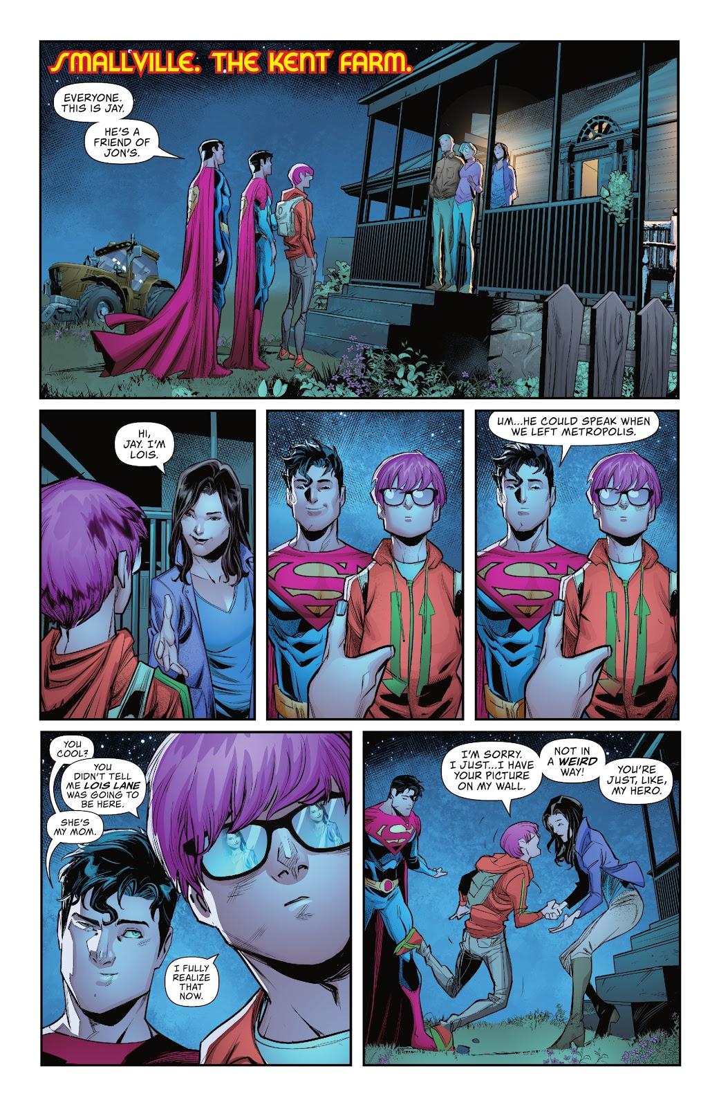 Lois Lane Has A Super Fan