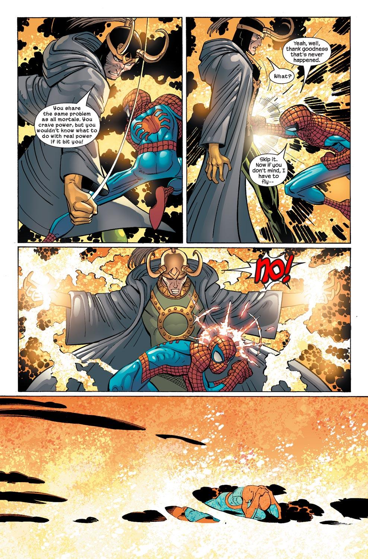 Spider-Man VS Loki