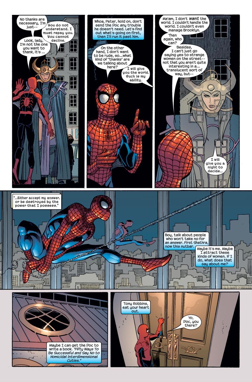 Spider-man Meets Morwen